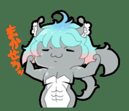 Sticker of Carl-chan sticker #1829211