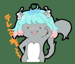 Sticker of Carl-chan sticker #1829222