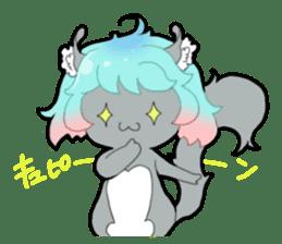 Sticker of Carl-chan sticker #1829223