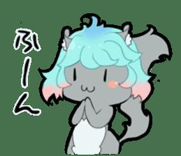 Sticker of Carl-chan sticker #1829226