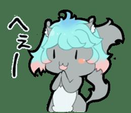 Sticker of Carl-chan sticker #1829227