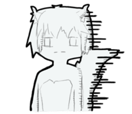 Sticker of Carl-chan sticker #1829235