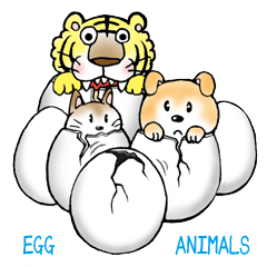 Egg animals