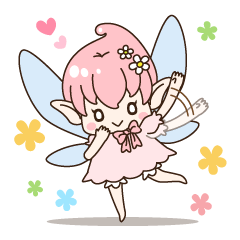 Fairy of Four Seasons