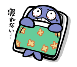 The OSSAN Whale sticker #1831560