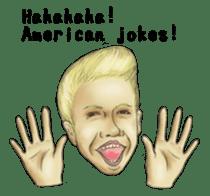 American Retro Boys (English ver.) sticker #1835602