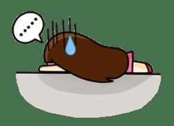 Momo III sticker #1845490