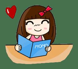 Momo III sticker #1845499