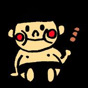 สติ๊กเกอร์ไลน์ dosukoi! mr.sumo.