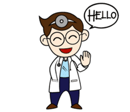 Little Doctor sticker #1850261