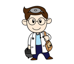 Little Doctor sticker #1850263