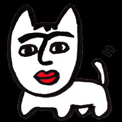 "Human Dog ""Ken-san"""