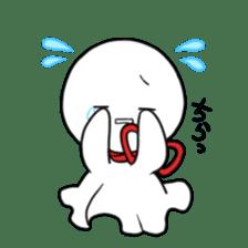 Mafuteru Sticker sticker #1852748