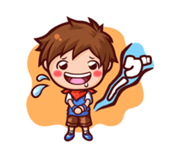 Cooking Mama Family Stickers (Japanese) sticker #1853062
