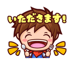 Cooking Mama Family Stickers (Japanese) sticker #1853067