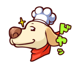 Cooking Mama Family Stickers (Japanese) sticker #1853080