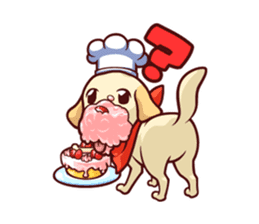 Cooking Mama Family Stickers (Japanese) sticker #1853083