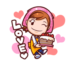 Cooking Mama Family Stickers (Japanese) sticker #1853086