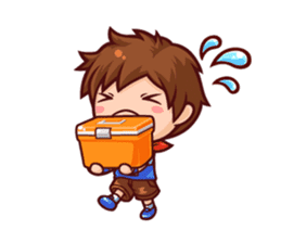Cooking Mama Family Stickers (Japanese) sticker #1853092