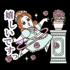 Chubby Maid Molly