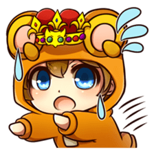 Quiz Kingdom sticker #1860642