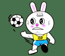 Rabbit (daily life conversation) sticker #1866854