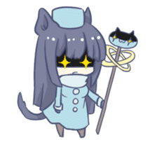 Nekomimi Survivor! sticker #1872104