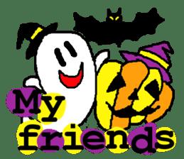 THE Halloween sticker #1873731