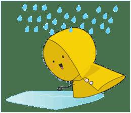 Cute weather sticker #1878580