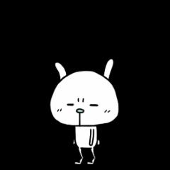 Rabbit to tell just Sticker season3