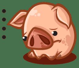 A Piggys Life sticker #1893421