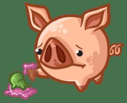 A Piggys Life sticker #1893426