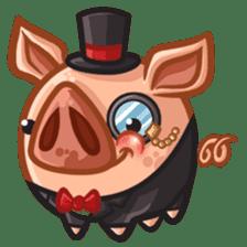 A Piggys Life sticker #1893428