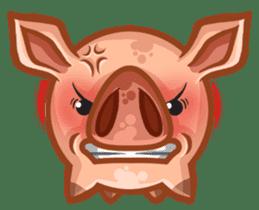 A Piggys Life sticker #1893429