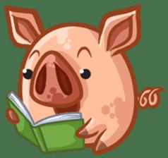 A Piggys Life sticker #1893438