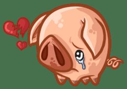 A Piggys Life sticker #1893440