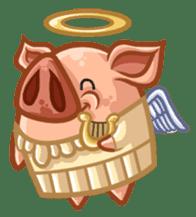 A Piggys Life sticker #1893442
