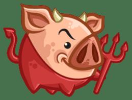 A Piggys Life sticker #1893443
