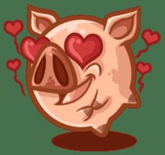 A Piggys Life sticker #1893448