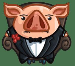 A Piggys Life sticker #1893449