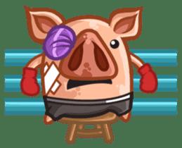 A Piggys Life sticker #1893452