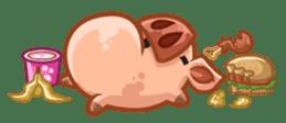 A Piggys Life sticker #1893458