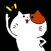 สติ๊กเกอร์ไลน์ Everyday Kitty!