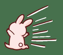 Motto onikuusagi sticker #1903210