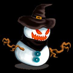 Halloween Ghosts & Monsters