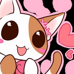 LovelyCat's daily Stickers