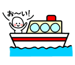 Stickers that can be used in travel sticker #1908566