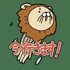 jellyfish such as animal sticker #1908751