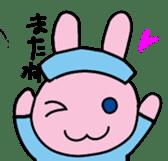 rabbitnurse sticker #1909464