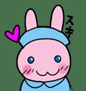 rabbitnurse sticker #1909470